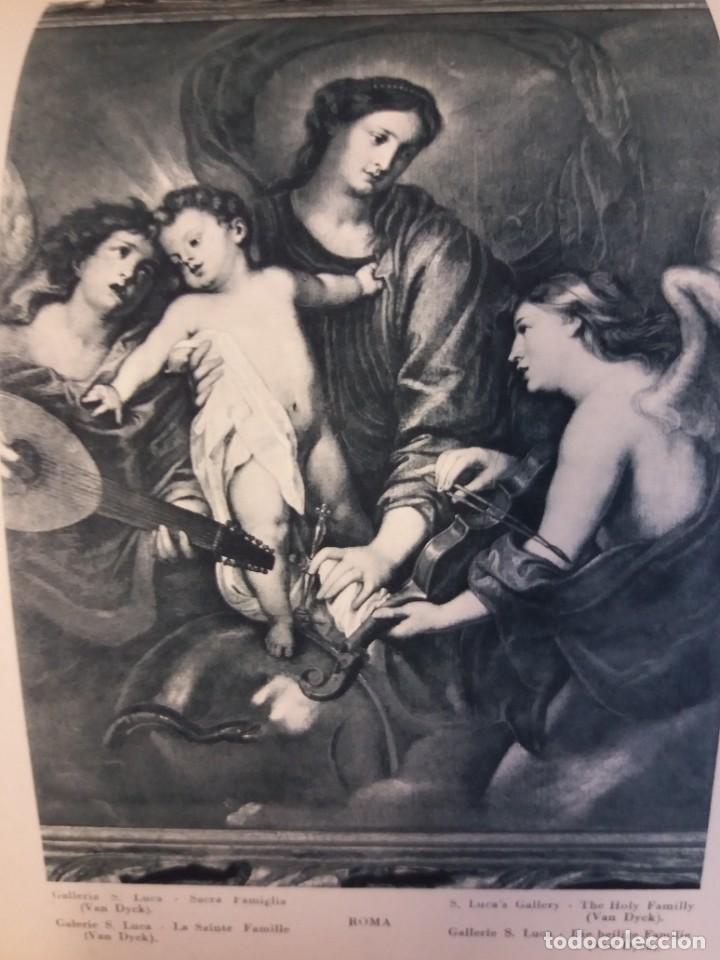 Libros antiguos: FABULOSO LIBRO DE FOTOLITOGRAFIAS ROMA 130 TAVOLE 100 AÑOS - Foto 112 - 237906240