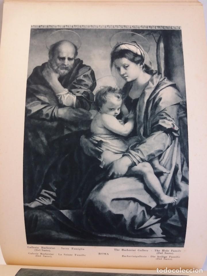 Libros antiguos: FABULOSO LIBRO DE FOTOLITOGRAFIAS ROMA 130 TAVOLE 100 AÑOS - Foto 113 - 237906240