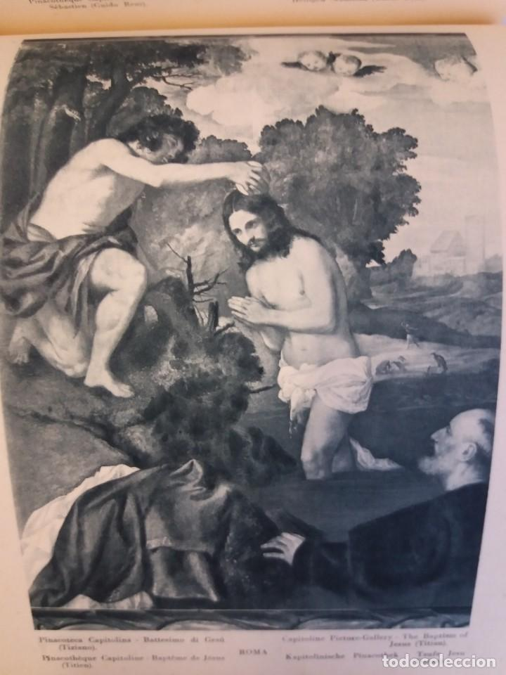 Libros antiguos: FABULOSO LIBRO DE FOTOLITOGRAFIAS ROMA 130 TAVOLE 100 AÑOS - Foto 116 - 237906240