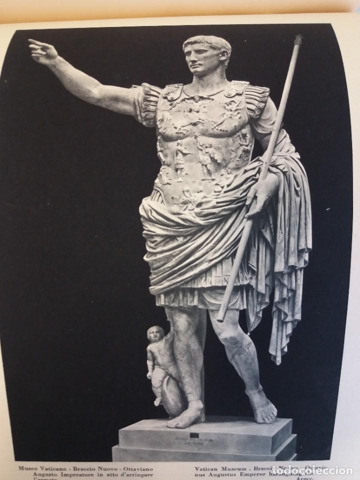 Libros antiguos: FABULOSO LIBRO DE FOTOLITOGRAFIAS ROMA 130 TAVOLE 100 AÑOS - Foto 119 - 237906240