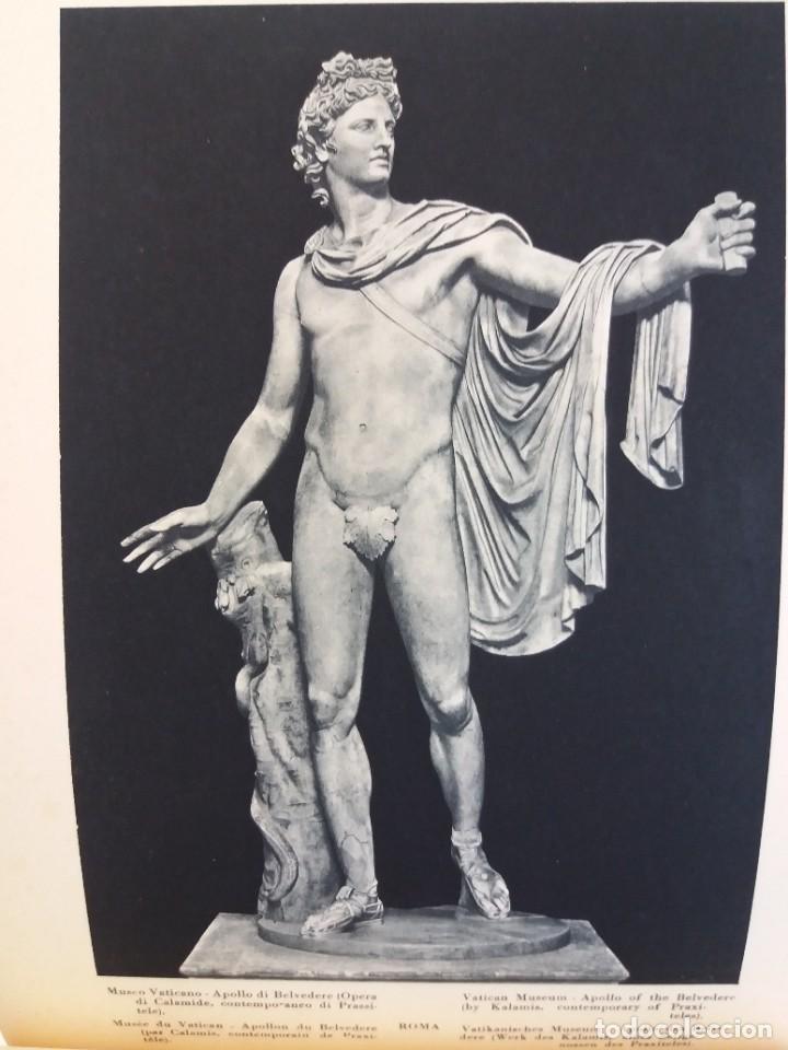 Libros antiguos: FABULOSO LIBRO DE FOTOLITOGRAFIAS ROMA 130 TAVOLE 100 AÑOS - Foto 120 - 237906240