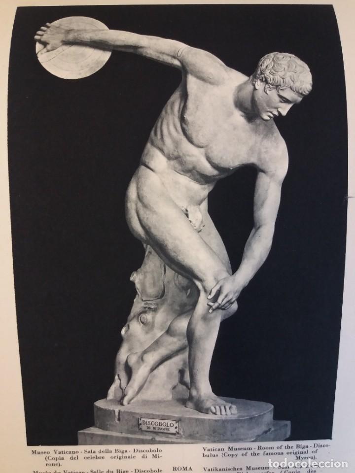 Libros antiguos: FABULOSO LIBRO DE FOTOLITOGRAFIAS ROMA 130 TAVOLE 100 AÑOS - Foto 121 - 237906240