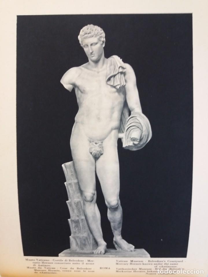 Libros antiguos: FABULOSO LIBRO DE FOTOLITOGRAFIAS ROMA 130 TAVOLE 100 AÑOS - Foto 122 - 237906240