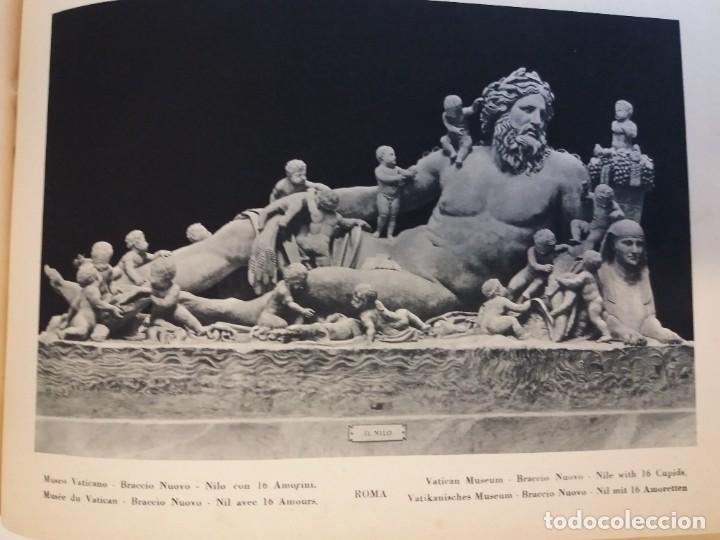 Libros antiguos: FABULOSO LIBRO DE FOTOLITOGRAFIAS ROMA 130 TAVOLE 100 AÑOS - Foto 125 - 237906240