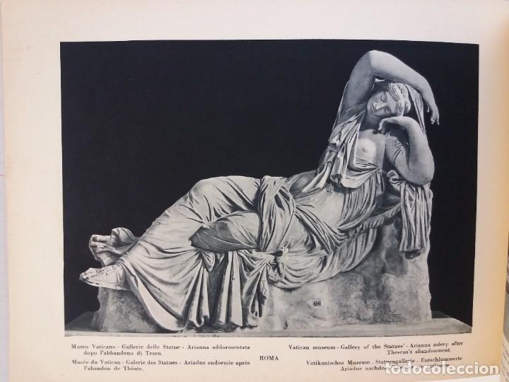 Libros antiguos: FABULOSO LIBRO DE FOTOLITOGRAFIAS ROMA 130 TAVOLE 100 AÑOS - Foto 126 - 237906240