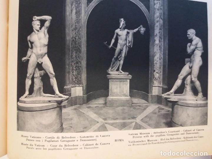Libros antiguos: FABULOSO LIBRO DE FOTOLITOGRAFIAS ROMA 130 TAVOLE 100 AÑOS - Foto 127 - 237906240