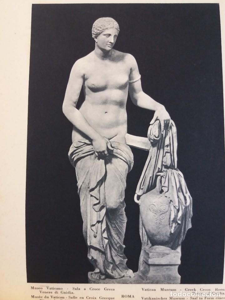 Libros antiguos: FABULOSO LIBRO DE FOTOLITOGRAFIAS ROMA 130 TAVOLE 100 AÑOS - Foto 128 - 237906240