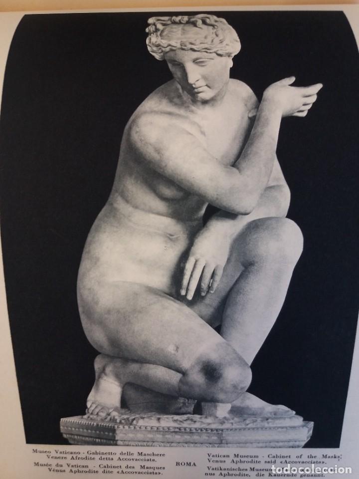Libros antiguos: FABULOSO LIBRO DE FOTOLITOGRAFIAS ROMA 130 TAVOLE 100 AÑOS - Foto 129 - 237906240