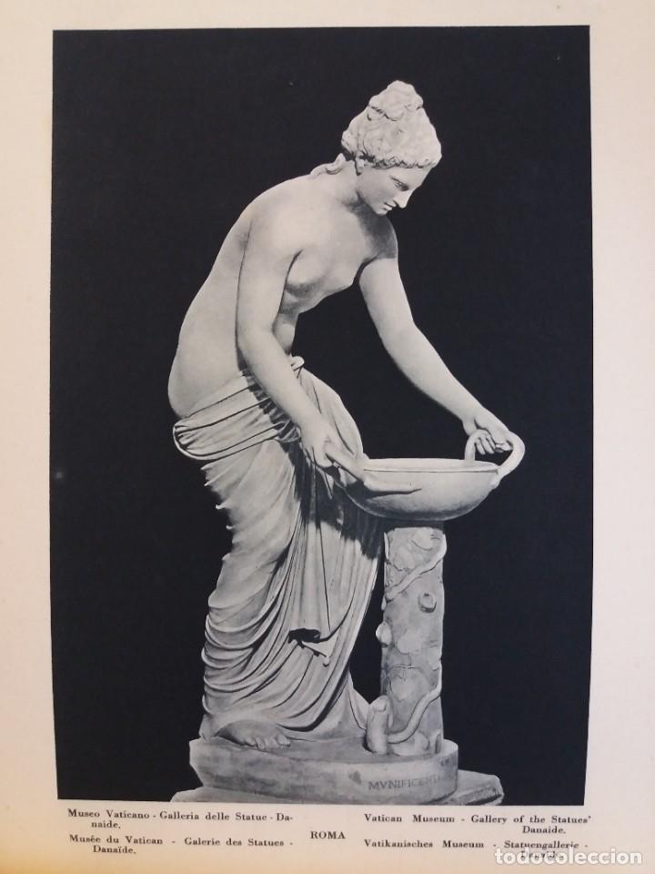 Libros antiguos: FABULOSO LIBRO DE FOTOLITOGRAFIAS ROMA 130 TAVOLE 100 AÑOS - Foto 130 - 237906240