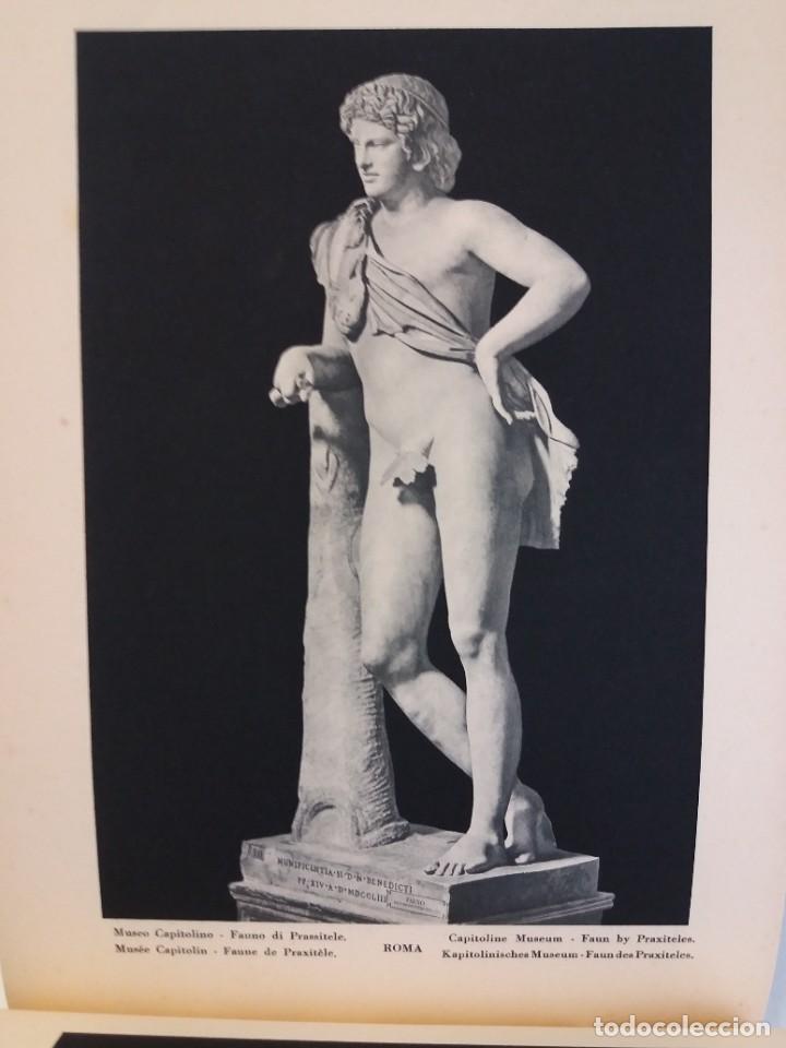 Libros antiguos: FABULOSO LIBRO DE FOTOLITOGRAFIAS ROMA 130 TAVOLE 100 AÑOS - Foto 132 - 237906240
