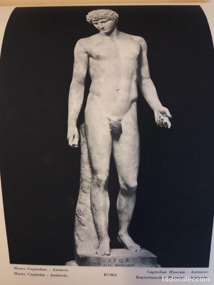Libros antiguos: FABULOSO LIBRO DE FOTOLITOGRAFIAS ROMA 130 TAVOLE 100 AÑOS - Foto 133 - 237906240