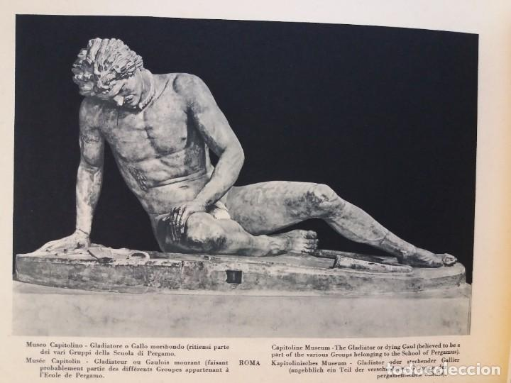 Libros antiguos: FABULOSO LIBRO DE FOTOLITOGRAFIAS ROMA 130 TAVOLE 100 AÑOS - Foto 134 - 237906240