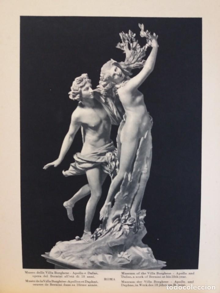 Libros antiguos: FABULOSO LIBRO DE FOTOLITOGRAFIAS ROMA 130 TAVOLE 100 AÑOS - Foto 136 - 237906240