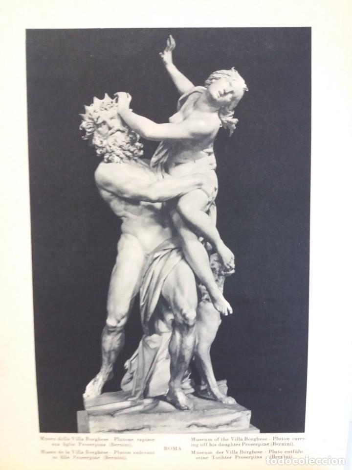 Libros antiguos: FABULOSO LIBRO DE FOTOLITOGRAFIAS ROMA 130 TAVOLE 100 AÑOS - Foto 138 - 237906240
