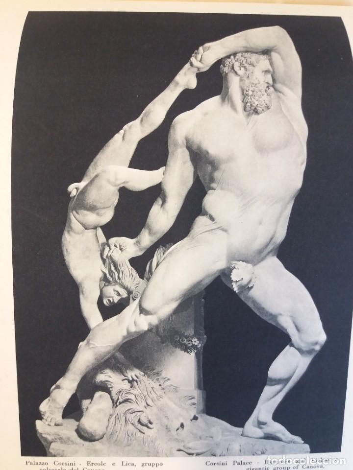 Libros antiguos: FABULOSO LIBRO DE FOTOLITOGRAFIAS ROMA 130 TAVOLE 100 AÑOS - Foto 139 - 237906240