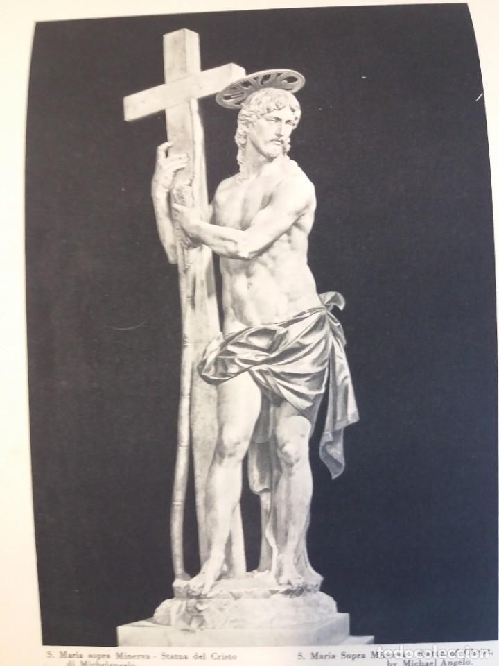 Libros antiguos: FABULOSO LIBRO DE FOTOLITOGRAFIAS ROMA 130 TAVOLE 100 AÑOS - Foto 141 - 237906240