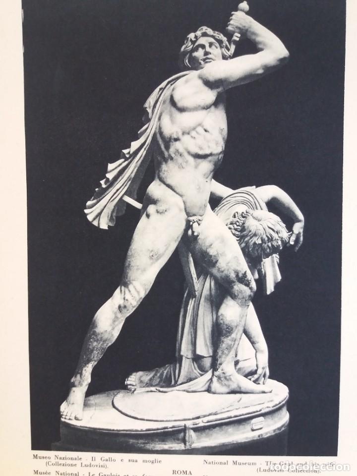 Libros antiguos: FABULOSO LIBRO DE FOTOLITOGRAFIAS ROMA 130 TAVOLE 100 AÑOS - Foto 142 - 237906240