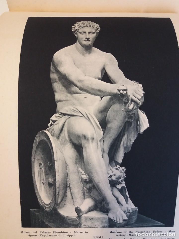 Libros antiguos: FABULOSO LIBRO DE FOTOLITOGRAFIAS ROMA 130 TAVOLE 100 AÑOS - Foto 143 - 237906240
