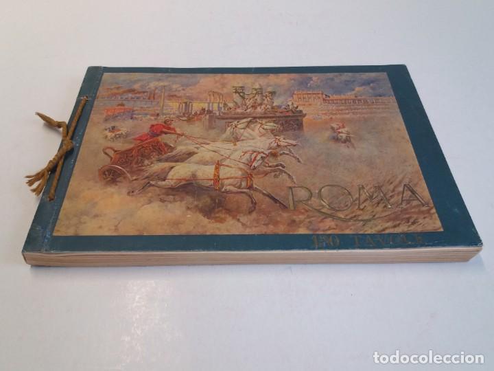 Libros antiguos: FABULOSO LIBRO DE FOTOLITOGRAFIAS ROMA 130 TAVOLE 100 AÑOS - Foto 149 - 237906240