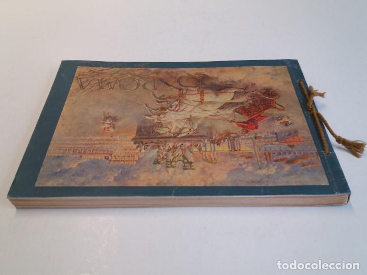 Libros antiguos: FABULOSO LIBRO DE FOTOLITOGRAFIAS ROMA 130 TAVOLE 100 AÑOS - Foto 151 - 237906240