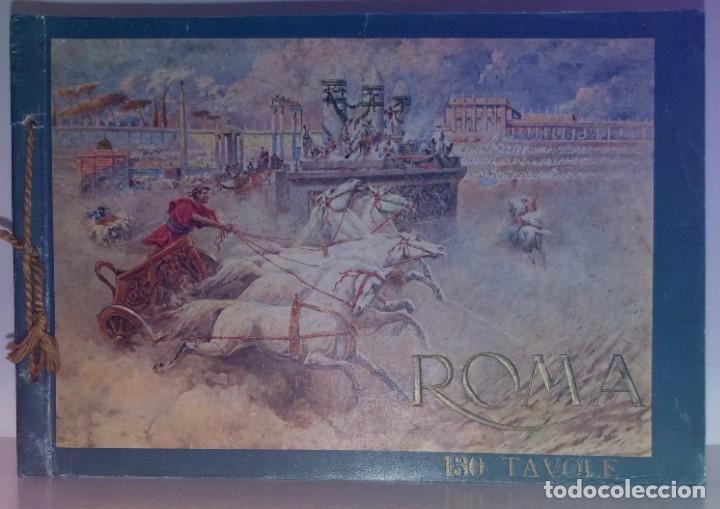 Libros antiguos: FABULOSO LIBRO DE FOTOLITOGRAFIAS ROMA 130 TAVOLE 100 AÑOS - Foto 155 - 237906240