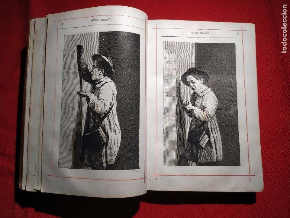 Libros antiguos: 1876. Biblioteca de Educaçao e Recreio. Completo. Raro. - Foto 11 - 238104215
