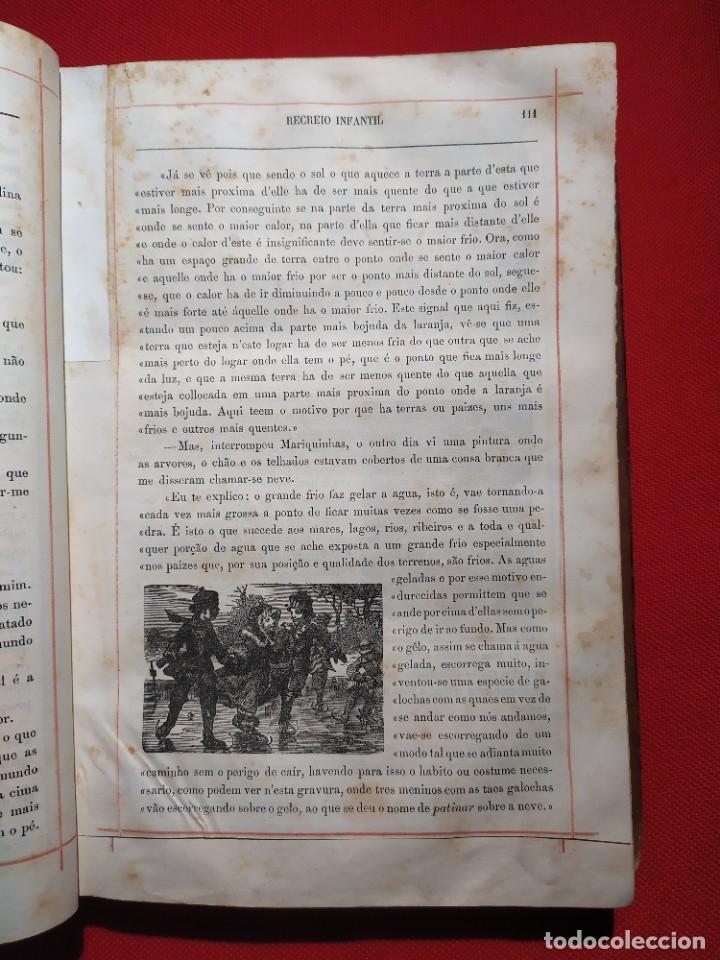 Libros antiguos: 1876. Biblioteca de Educaçao e Recreio. Completo. Raro. - Foto 15 - 238104215