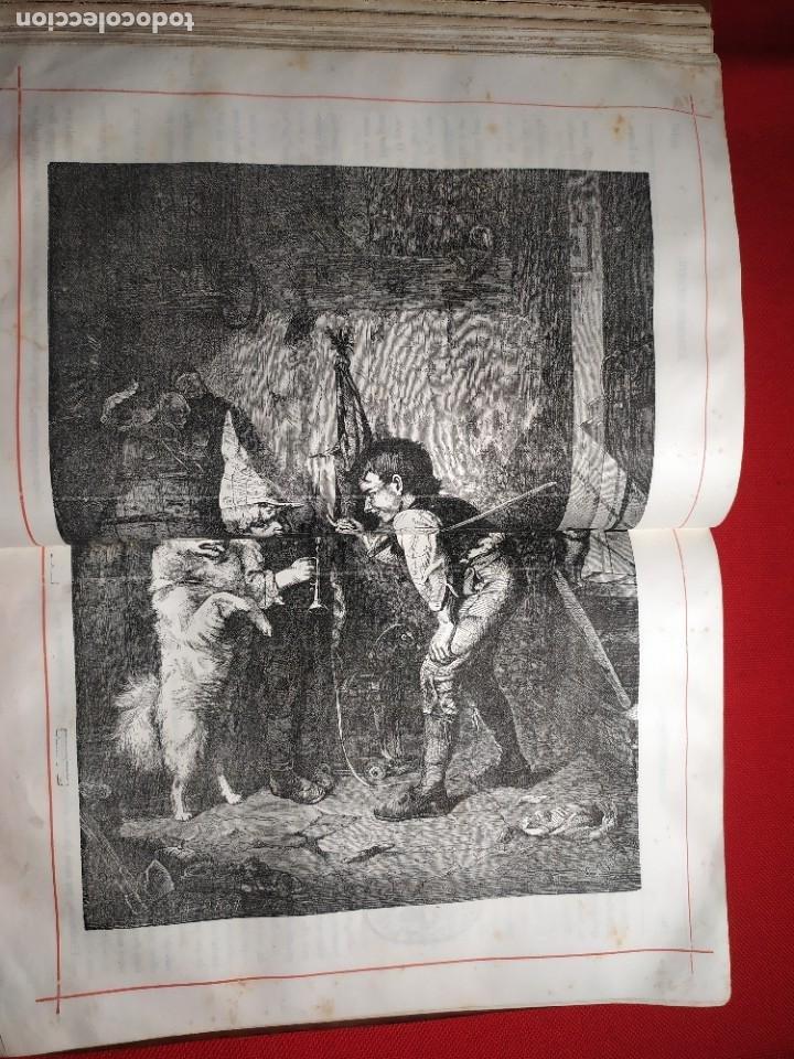 Libros antiguos: 1876. Biblioteca de Educaçao e Recreio. Completo. Raro. - Foto 17 - 238104215