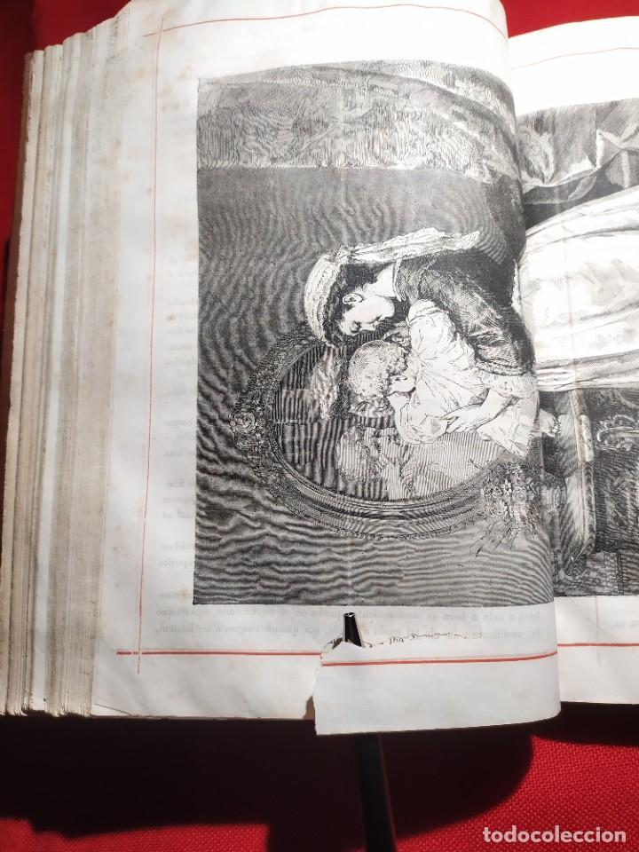 Libros antiguos: 1876. Biblioteca de Educaçao e Recreio. Completo. Raro. - Foto 20 - 238104215