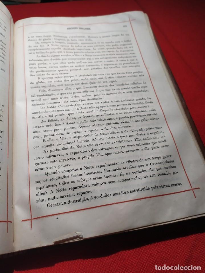 Libros antiguos: 1876. Biblioteca de Educaçao e Recreio. Completo. Raro. - Foto 23 - 238104215