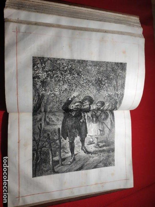 Libros antiguos: 1876. Biblioteca de Educaçao e Recreio. Completo. Raro. - Foto 25 - 238104215