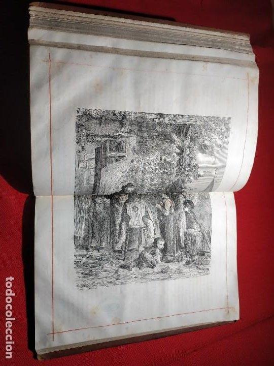 Libros antiguos: 1876. Biblioteca de Educaçao e Recreio. Completo. Raro. - Foto 26 - 238104215