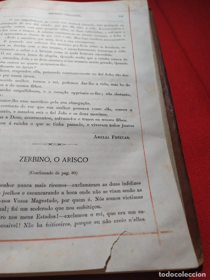 Libros antiguos: 1876. Biblioteca de Educaçao e Recreio. Completo. Raro. - Foto 27 - 238104215