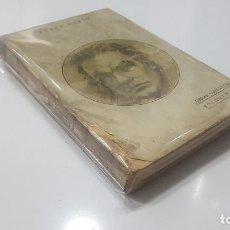 Libros antiguos: 1929. RUBÉN DARÍO. CABEZAS. PENSADORES Y ARTISTAS, POLÍTICOS, NOVELAS Y NOVELISTAS. MADRID. Lote 238505180