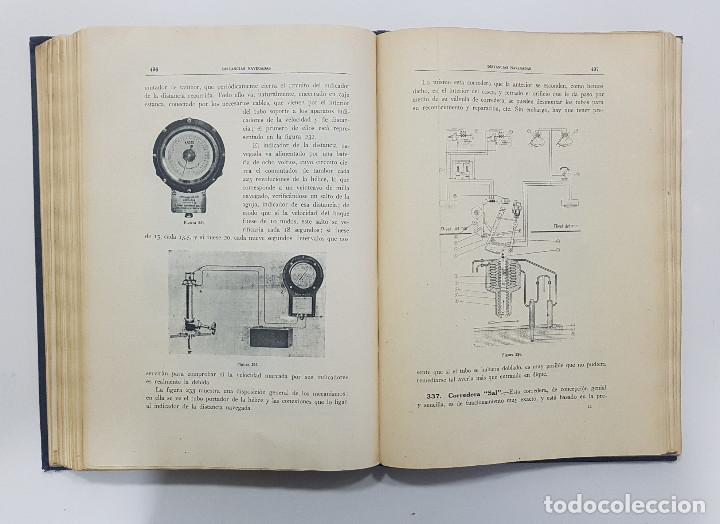 Libros antiguos: Tratado de Navegación. Luis de Ribera y Uruburu. 1935 - Foto 11 - 238599040