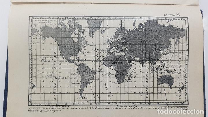Libros antiguos: Tratado de Navegación. Luis de Ribera y Uruburu. 1935 - Foto 14 - 238599040