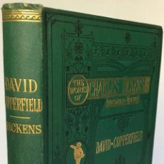 Libros antiguos: THE PERSONAL HISTORY OF DAVID COPPERFIELD. - DICKENS, CHARLES.. Lote 239372435