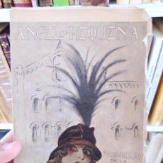 Libros antiguos: NOVELA VAMPIRICAEROTICOGALANTE, CAMINO DE PERVERSION, ANGEL REQUENA. TIP. ELECTRA 1914,. Lote 239373705
