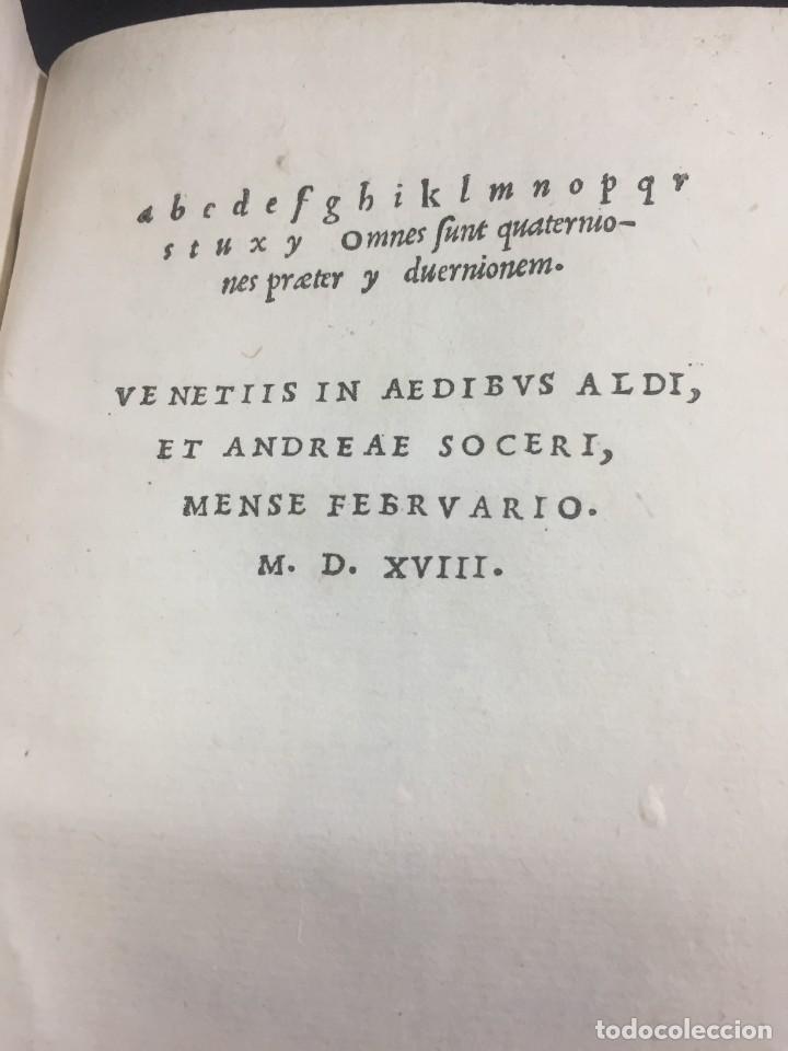 Libros antiguos: 1518 Ioannis Ioviani Pontani. Amorum libri De amore coniugali, Tumulorum, edición original Latín - Foto 2 - 239399620