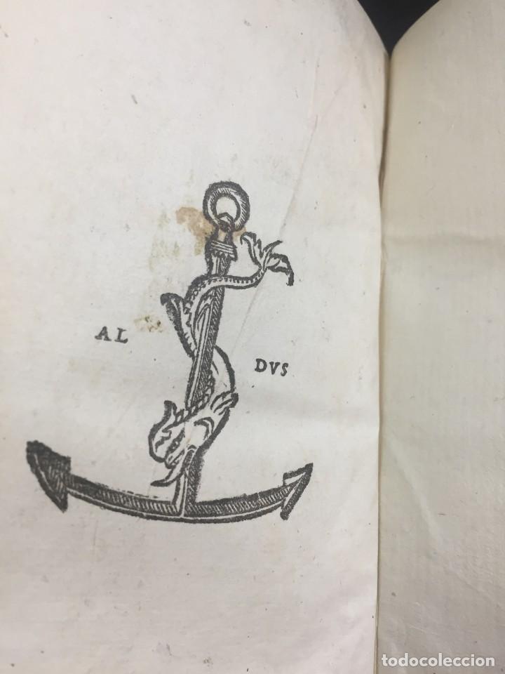 Libros antiguos: 1518 Ioannis Ioviani Pontani. Amorum libri De amore coniugali, Tumulorum, edición original Latín - Foto 3 - 239399620