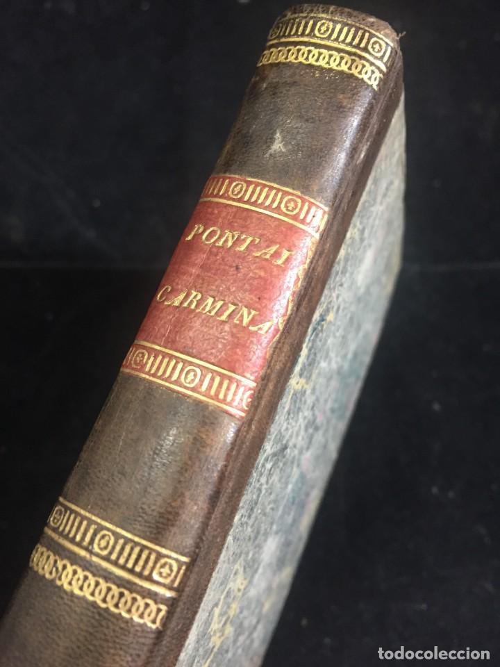 Libros antiguos: 1518 Ioannis Ioviani Pontani. Amorum libri De amore coniugali, Tumulorum, edición original Latín - Foto 4 - 239399620