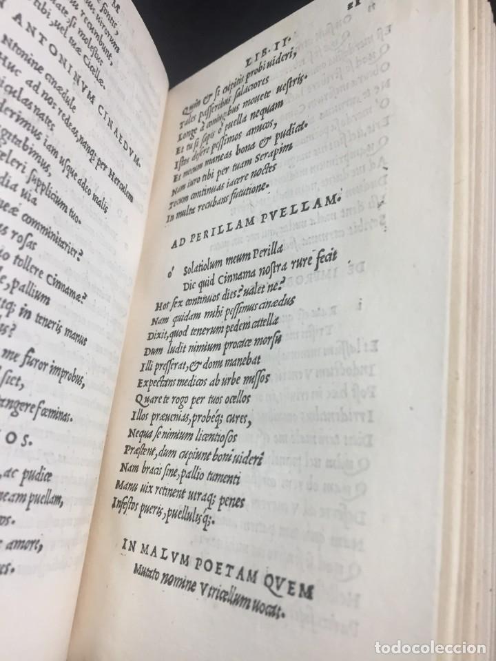 Libros antiguos: 1518 Ioannis Ioviani Pontani. Amorum libri De amore coniugali, Tumulorum, edición original Latín - Foto 11 - 239399620