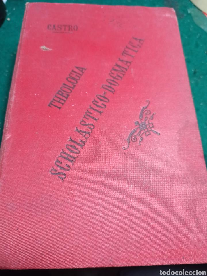 Libros antiguos: Theologiae scholastico dogmaticae. Tomo 4 . 1897 - Foto 3 - 239515470