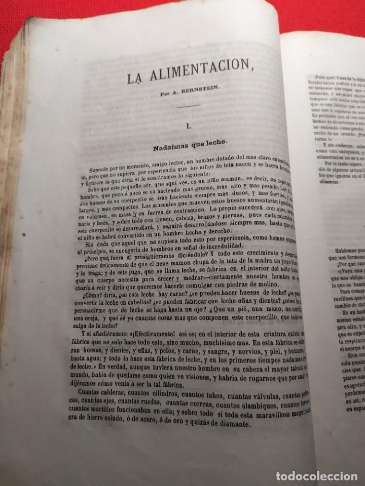 Libros antiguos: 1863. Almanaque literario del Ateneo Catalán para 1864. - Foto 13 - 239732785