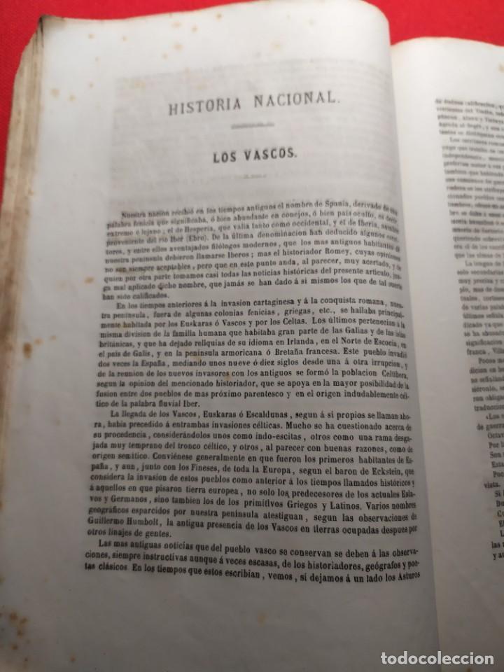 Libros antiguos: 1863. Almanaque literario del Ateneo Catalán para 1864. - Foto 14 - 239732785