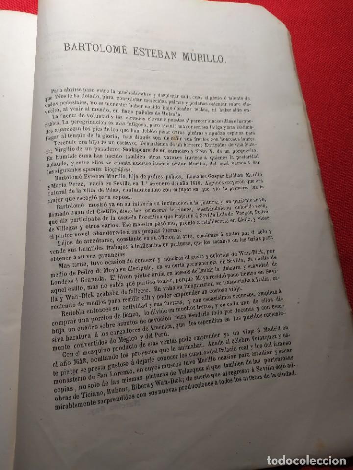 Libros antiguos: 1863. Almanaque literario del Ateneo Catalán para 1864. - Foto 17 - 239732785
