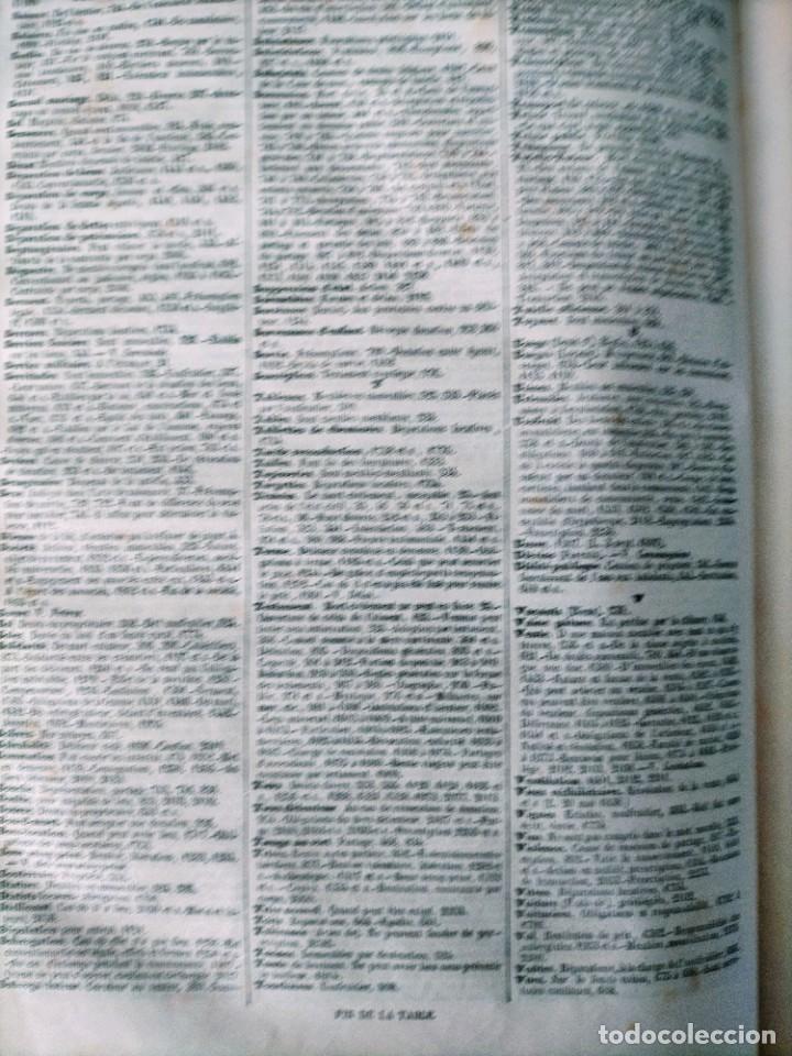 Libros antiguos: SIREY CODES NAPOLEON 1859 CODE CIVIL - Foto 6 - 240036480