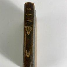 Libros antiguos: L-2624. LESBIA, MAITRESSE D'ECOLE. PAR S.P.H. 1890.. Lote 240440155