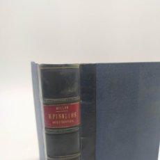 Libros antiguos: 28 EPISODIOS HISTÓRICOS CUADERNOS CAMILO MILLÁN 1910 -1920. Lote 240467925