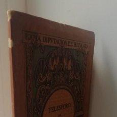 Libri antichi: TELESFORO ARANZADI. - EL TIPO Y RAZA DE LOS VASCOS.. Lote 240561490